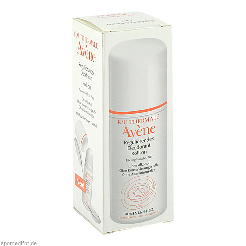 Avene Deo Roll on empfindliche Haut, 50 ML, Pierre Fabre Pharma GmbH