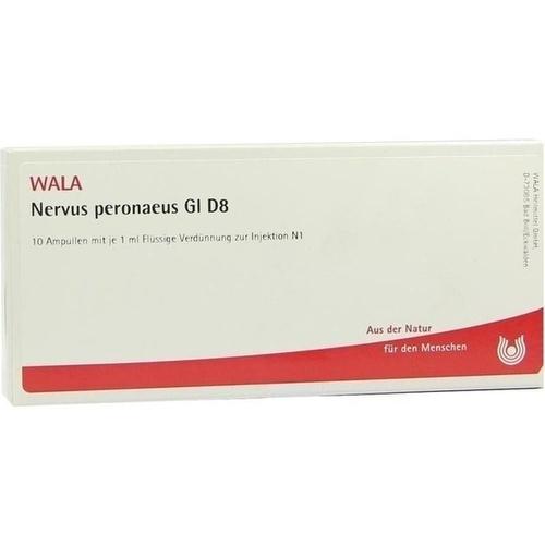 NERVUS PERONAEUS GL D 8, 10X1 ML, Wala Heilmittel GmbH