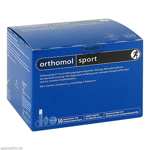 Orthomol Sport Trinkfläschchen, 30 ST, Orthomol Pharmazeutische Vertriebs GmbH