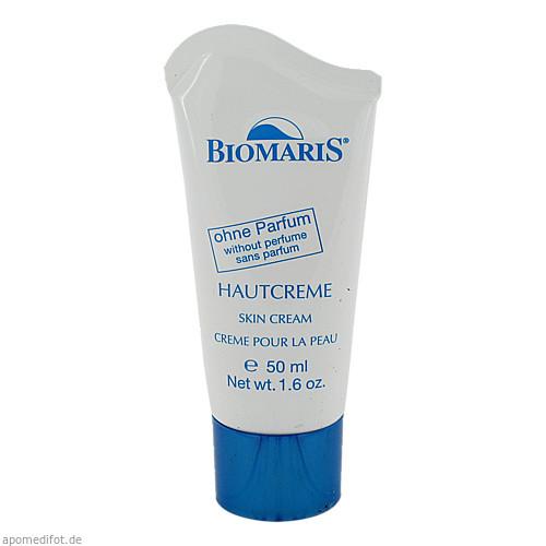 BIOMARIS HAUTCREME OHNE PARFUM, 50 ML, Biomaris GmbH & Co. KG