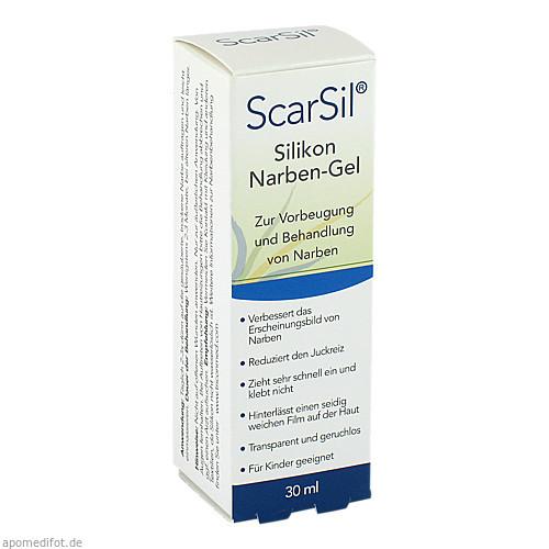 ScarSil Silikon Narben-Gel, 30 ML, Triconmed GmbH