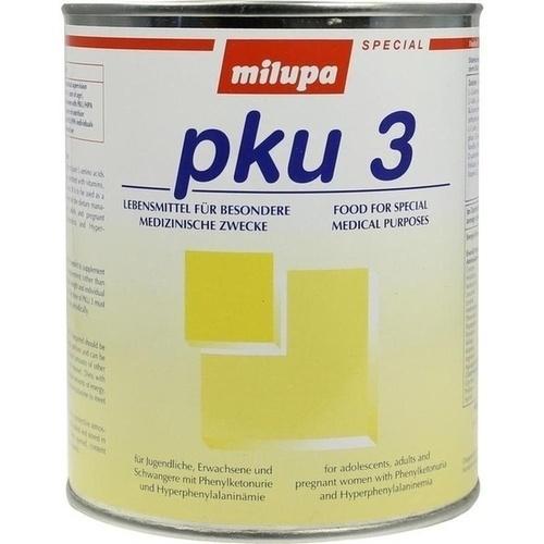 Milupa PKU 3, 500 G, Nutricia Milupa GmbH