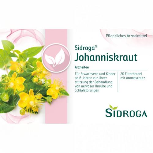 SIDROGA JOHANNISKRAUT, 20 ST, Sidroga Gesellschaft Für Gesundheitsprodukte mbH