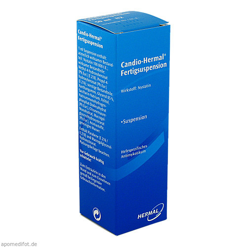 CANDIO HERMAL, 50 ML, Almirall Hermal GmbH