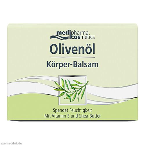 Olivenöl Körper-Balsam, 250 ML, Dr. Theiss Naturwaren GmbH