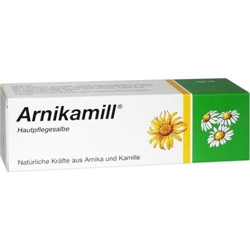 ARNIKAMILL WUND U HEILSLB, 100 G, Biomo Pharma GmbH
