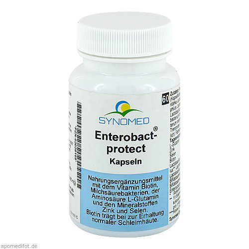 Enterobact-protect Kapseln, 60 ST, Synomed GmbH