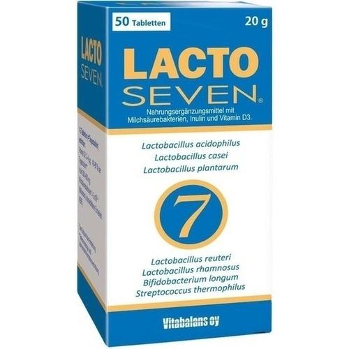 Lactoseven, 50 ST, Blanco Pharma GmbH