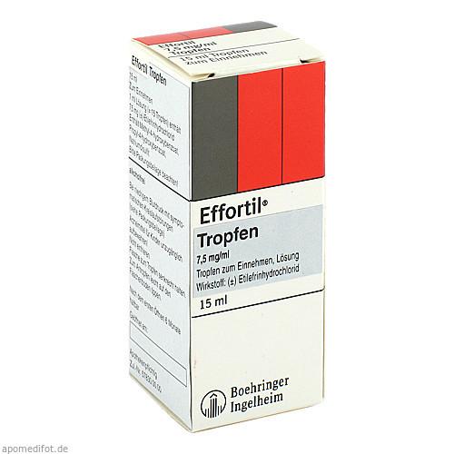 EFFORTIL, 15 ML, Beragena Arzneimittel GmbH