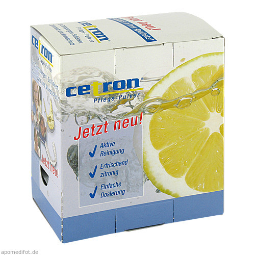 Cetron Reinigungspulver, 25X15 G, Scheu-Dental GmbH