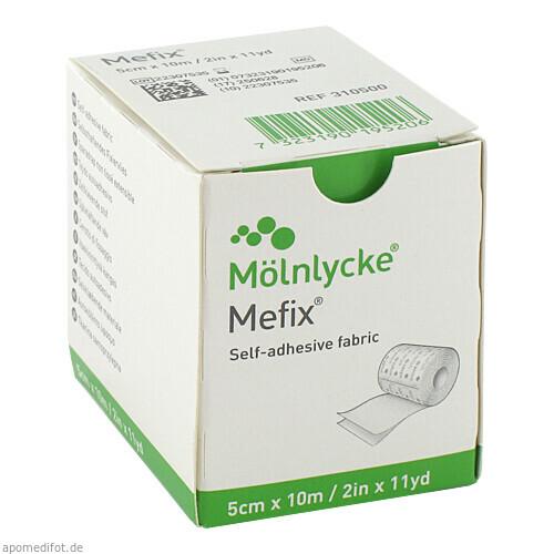 MEFIX FIXIERVLIES 10MX5CM, 1 ST, Mölnlycke Health Care GmbH