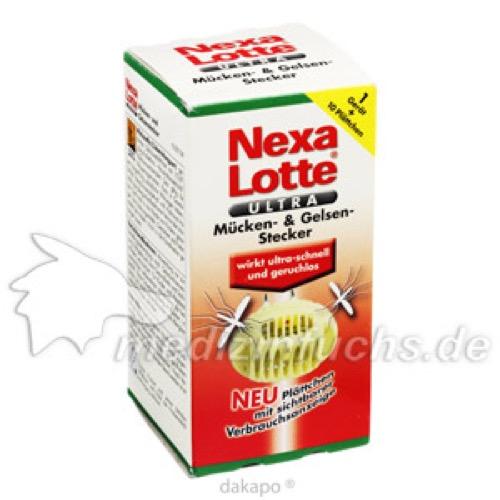 Nexa Lotte Mückenstecker Ultra, 1 ST, Evergreen Garden Care Deutschland GmbH