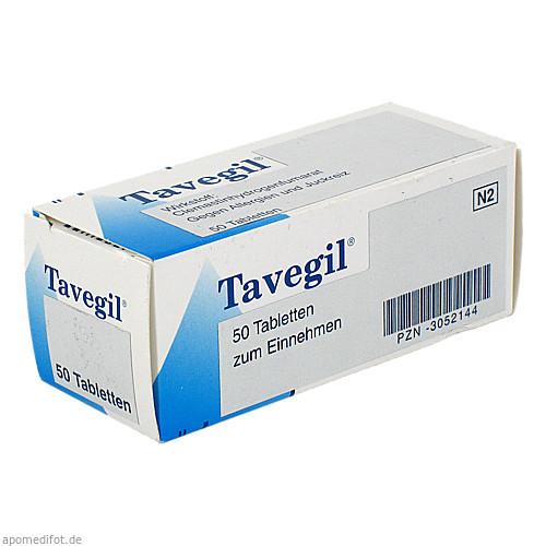 TAVEGIL, 50 ST, Beragena Arzneimittel GmbH