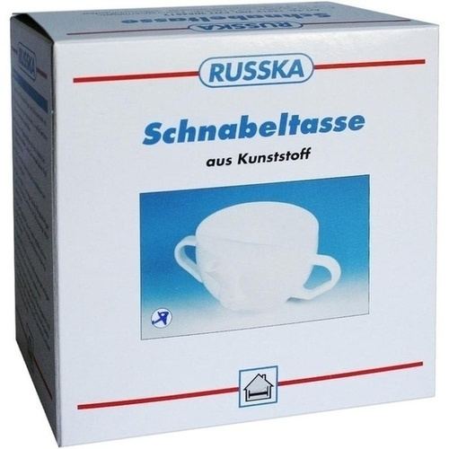 SCHNABELTASSE KUNSTSTOFF, 1 ST, RUSSKA LUDWIG BERTRAM GMBH