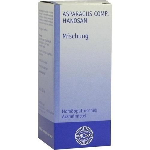 Asparagus comp. Hanosan, 50 ML, Hanosan GmbH