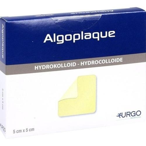 Algoplaque 5X5CM flexibler Hydrokolloidverband, 10 ST, Urgo GmbH