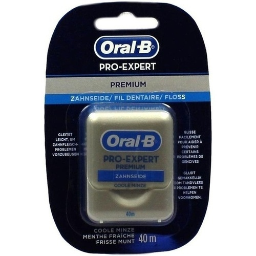 Oral-B ProExpert PremiumFloss 40M, 1 ST, Wick Pharma / Procter & Gamble GmbH