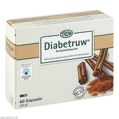 Diabetruw, 60 ST, Med Pharma Service GmbH