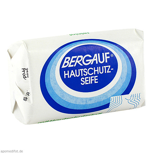 BERGAUF HAUTSCHUTZSEIFE, 100 G, Falter Chemie GmbH & Co. KG