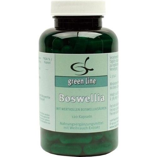 Boswellia, 120 ST, 11 A Nutritheke GmbH