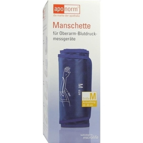 APONORM Oberarmmanschette M 22-32 cm, 1 ST, WEPA Apothekenbedarf GmbH & Co KG