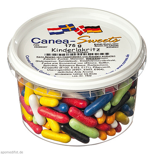 Kinderlakritz, 175 G, Pharma-Peter GmbH