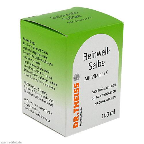 Dr.Theiss Beinwellsalbe, 100 ML, Dr. Theiss Naturwaren GmbH