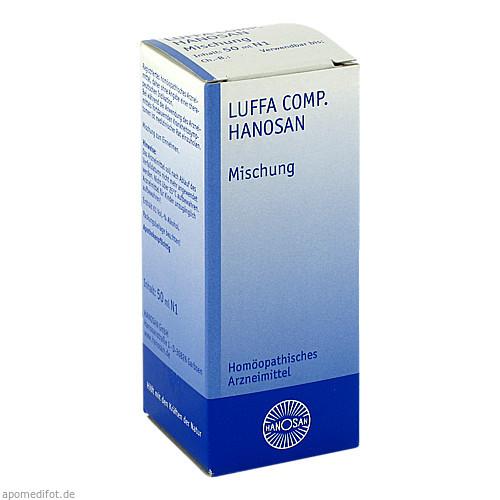 Luffa comp. Hanosan, 50 ML, Hanosan GmbH