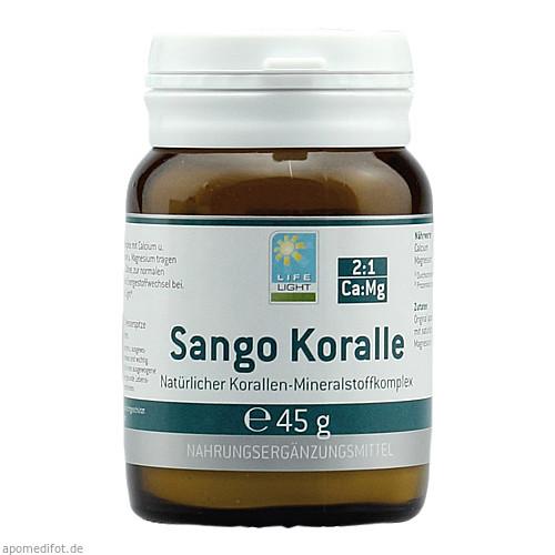 Sango-Koralle, 45 G, Apozen Vertriebs GmbH