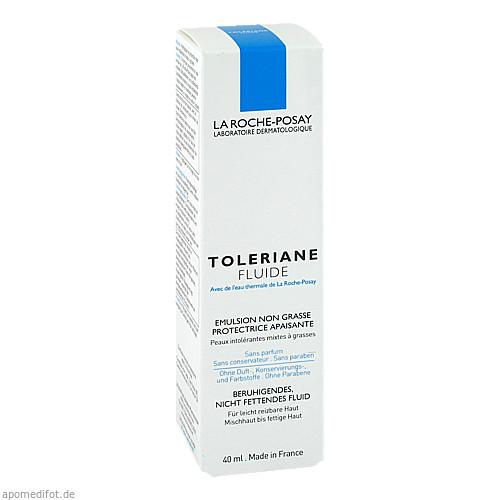 ROCHE POSAY TOLERIANE Fluid Feuchtigkeitspflege, 40 ML, L'oreal Deutschland GmbH