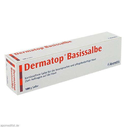 DERMATOP Basissalbe, 100 G, Sanofi-Aventis Deutschland GmbH