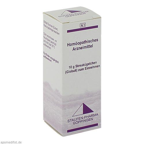 ZINCUM VALERIANICUM D12, 10 G, Staufen-Pharma GmbH & Co. KG
