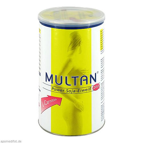 MULTAN mit L-Carnitin, 500 G, Weber & Weber GmbH & Co. KG
