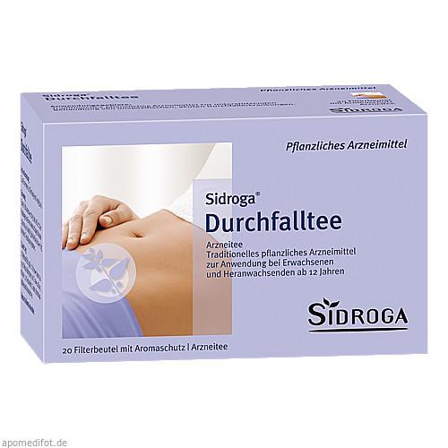 SIDROGA Durchfalltee Filterbeutel, 20 ST, Sidroga Gesellschaft für Gesundheitsprod