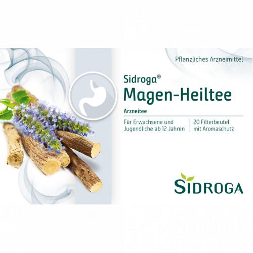 Sidroga Magen-Heiltee, 20X2.25 G, Sidroga Gesellschaft Für Gesundheitsprodukte mbH