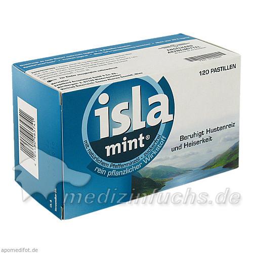 ISLA MINT Pastillen, 120 ST, Engelhard Arzneimittel GmbH & Co. KG