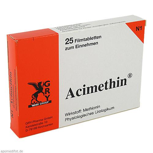 ACIMETHIN Filmtabletten, 25 ST, ratiopharm GmbH