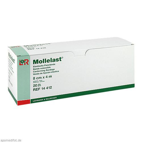 Mollelast 8cmx4m einzeln verpackt, 20 ST, Lohmann & Rauscher GmbH & Co. KG