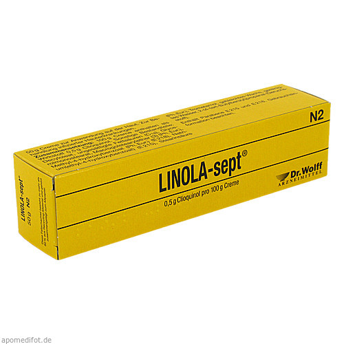 LINOLA-SEPT, 50 G, Dr. August Wolff GmbH & Co. KG Arzneimittel