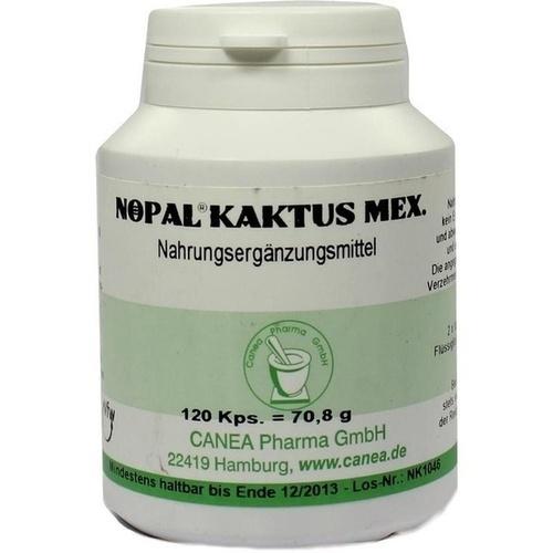 Nopal-Kaktus mex., 120 ST, Pharma Peter GmbH