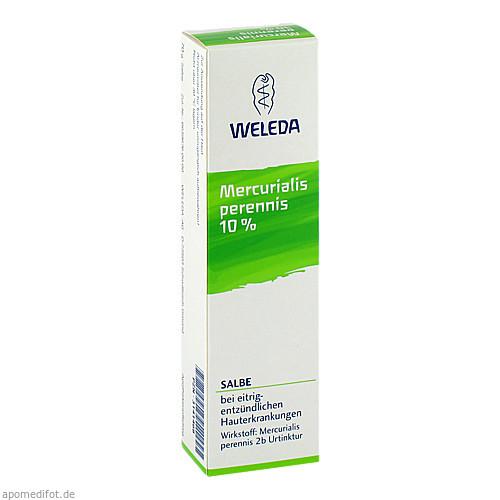 MERCURIALIS PER 10%, 70 G, Weleda AG