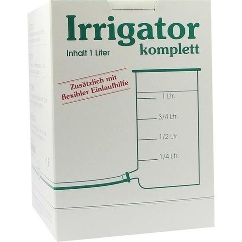 IRRIGATOR FRA KOMPL KST, 1 ST, Büttner-Frank GmbH