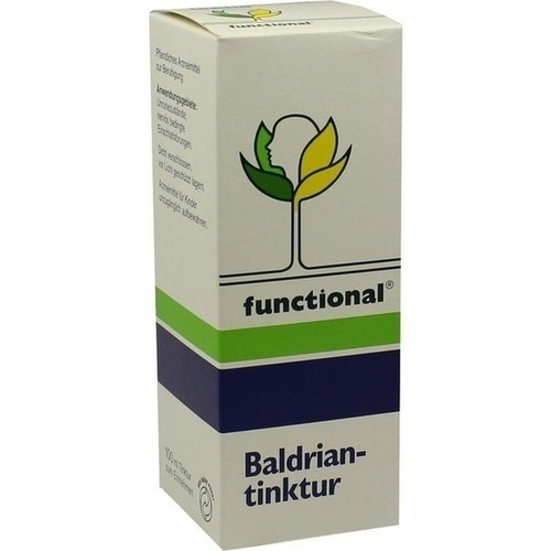 FUNCTIONAL BALDRIAN, 100 ML, Dr.Poehlmann & Co. GmbH