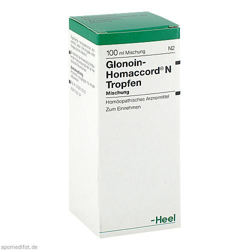 GLONOIN HOMACCORD N, 100 ML, Biologische Heilmittel Heel GmbH
