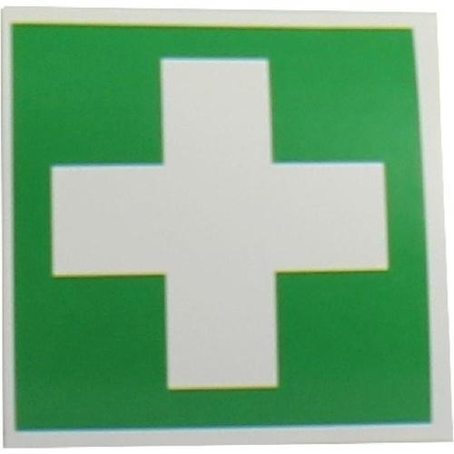 Grünes Kreuz Bri Aufkleber F.Verbandschränke, 1 ST, Brinkmann Medical Ein Unternehmen der Dr. Junghans Medical GmbH