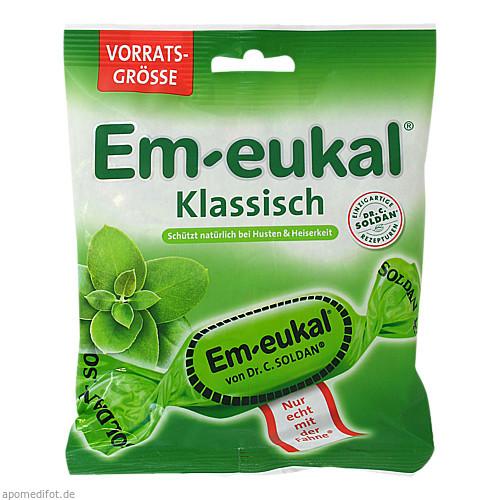 Em-eukal klassisch zh., 150 G, Dr. C. Soldan GmbH