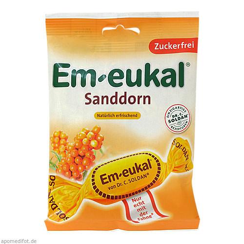 Em-eukal Sanddorn zfr., 75 G, Dr. C. Soldan GmbH