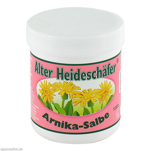 Arnika Salbe Alter Heideschäfer, 100 ML, Axisis GmbH
