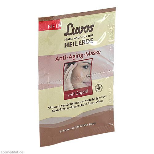 Luvos Crememaske Anti-Aging Gebrauchsfertig, 2X7.5 ML, Heilerde-Gesellschaft Luvos Just GmbH & Co. KG