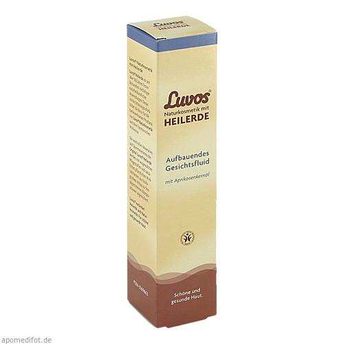 Luvos Gesichtsfluid Aufbauend Basispflege, 50 ML, Heilerde-Gesellschaft Luvos Just GmbH & Co. KG